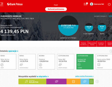 """Wygodne bankowanie z nową aplikacją ,,Pekao24 na tablety"""""""