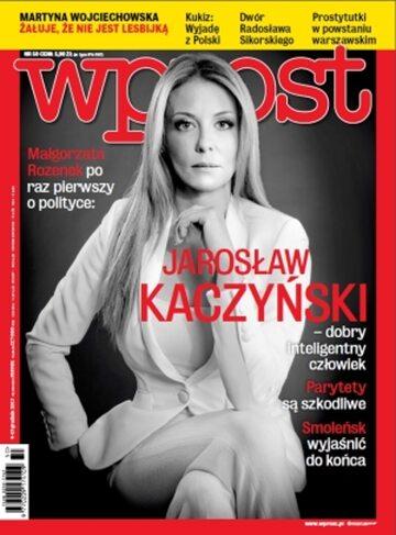 Okładka tygodnika Wprost nr 50/2013 (1607)