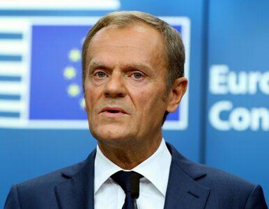"""""""Polska nie ma innego miejsca niż Europa"""". Donald Tusk wzywa rząd PiS do..."""