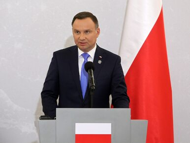 Sondaż. Polacy podzieleni w sprawie pomysłu Andrzeja Dudy