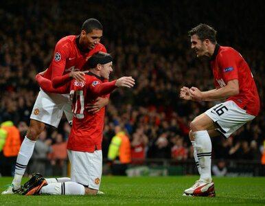 LM: kanonada na Old Trafford. Boenisch pomógł wygrać Manchesterowi United