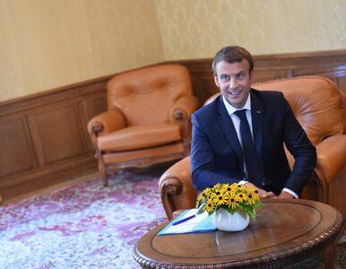 Coraz więcej Francuzów niezadowolonych z Macrona. Ten sondaż nie...