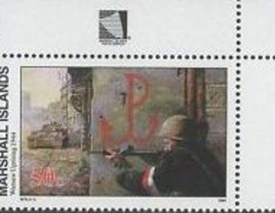 Wyspy Marshalla wydały znaczek upamiętniający... Powstanie Warszawskie