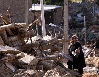 Iran dotknięty podwójnym trzęsieniem ziemi - skorzysta z zagranicznej...