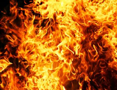 Pożar w klinice leczenia uzależnień. Ogień prawdopodobnie zaprószyli...