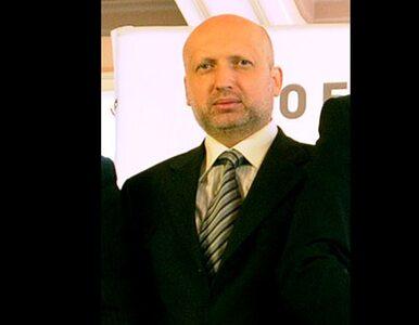 Turczynow podpisał dekret. Wojsko wkroczy na wchód Ukrainy?