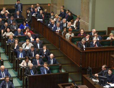 Sejm przyjął zmiany w prawie o zgromadzeniach. Po głosowaniu opozycja...