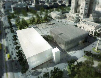 Umowa na budowę Muzeum Sztuki Nowoczesnej podpisana. To początek zmian w...