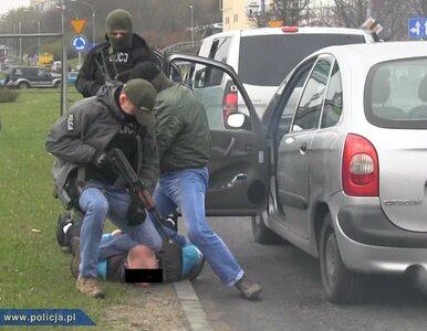 """CBŚ złapało """"Predatora"""""""