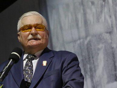 Lech Wałęsa o zabójstwie Pawła Adamowicza: Winna jest polityka i cały układ