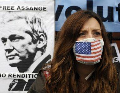 Assange apeluje do USA: zagwarantujcie, że nie będziecie mnie sądzić