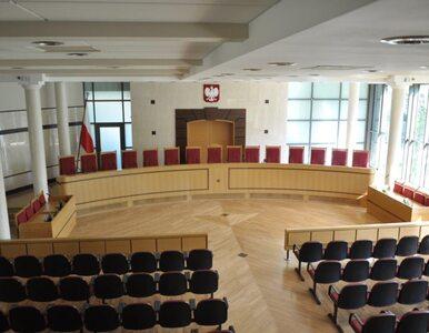 Sędzia wybrany przez PiS po raz pierwszy przewodniczył rozprawie TK