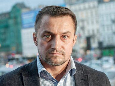Piotr Guział popiera Patryka Jakiego. Co wcześniej o nim pisał?