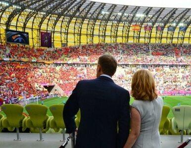 """Tusk komentuje miejsce finału LE. """"Mój ukochany stadion! Warto było go..."""