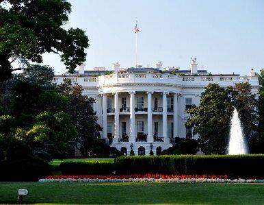 Intruz z nożem przeskoczył przez płot i wszedł do Białego Domu