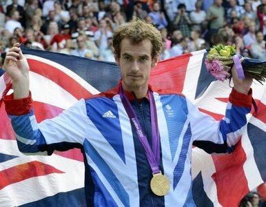 Mistrz olimpijski oddał mecz walkowerem. Murray walczy z kontuzją