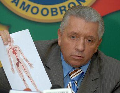 Lepper: Wybaczam PKW. Komisja ubolewa.