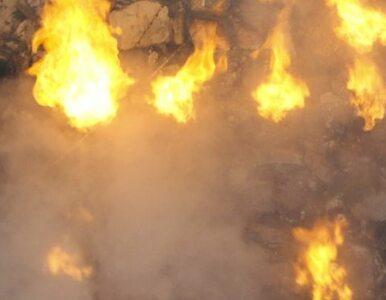 """Pożar fabryki w Jaśle opanowany. """"Byliśmy przygotowani na ewakuację..."""