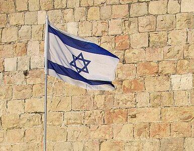 Izrael zbombardował tunel w Strefie Gazy
