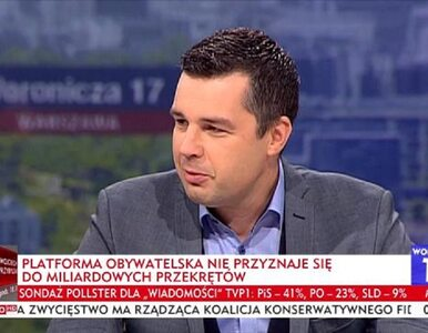 """Spięcie na antenie TVP Info. """"Rzecznicy PiS nie powinni prowadzić..."""