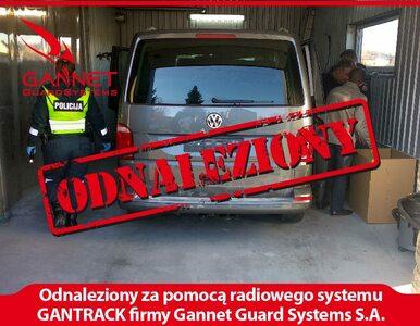 Skradziony pojazd można odnaleźć w kilkanaście minut