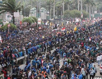 Pozamałżeński seks będzie nielegalny? Tysiące demonstrantów na ulicach...