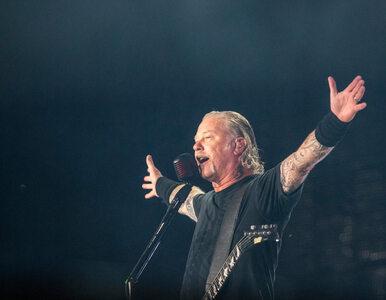Metallica podbiła serca fanów na koncercie w Warszawie. Muzycy...