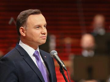 Prezydent Duda: W Polsce nie ma zgody na ksenofobię, chorobliwy...