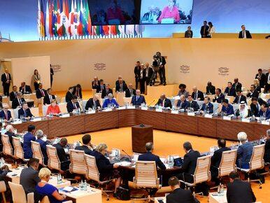 Koniec szczytu G20. Kompromis w sprawie handlu, brak jedności w kwestii...