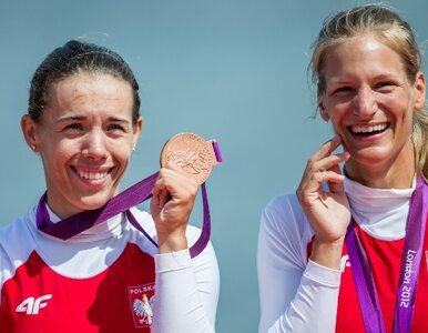 Trener polskich medalistek odczuwa radość i... ból głowy