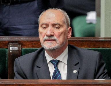 Odrzucono wotum nieufności wobec szefa MON. Mocne słowa premier o opozycji