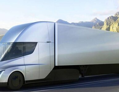Autonomiczny TIR Tesli trafi na drogi. Elon Musk potwierdził to na...