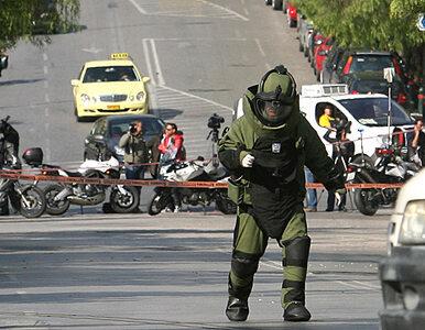 Bomby w Grecji, jedna przeznaczona dla Sarkozy'ego