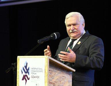 Wałęsa: To, co zrobił prezes IPN, to zbrodnia przeciw narodowi