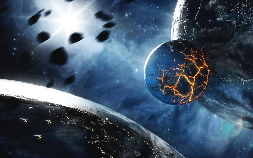 Koniec świata, zdj. ilustracyjne