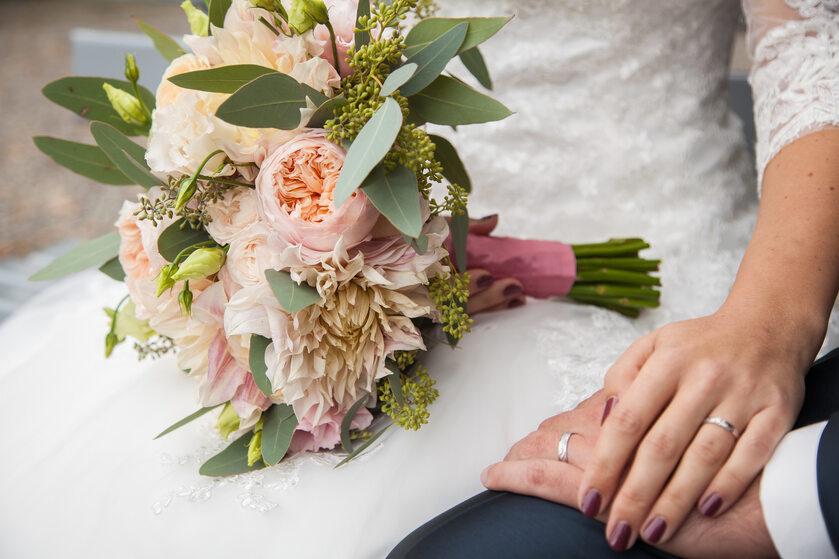 Ślub, zdj. ilustracyjne
