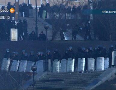 """""""Kijów w płomieniach"""", """"Masakra na Majdanie"""" - świat przygląda się..."""