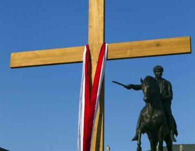 Michałowski: krzyż spod Pałacu Prezydenckiego trzeba przenieść z...