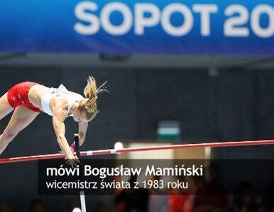 Mamiński o HMŚ w Sopocie: Sportowo zabrakło szczęścia