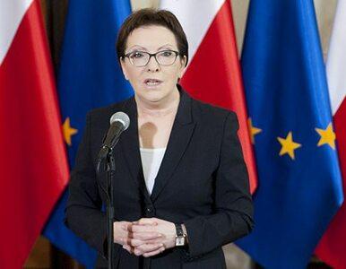 """Ewa Kopacz rzuca wyzwanie Jarosławowi Kaczyńskiemu. """"Tchórzliwa nie jestem"""""""