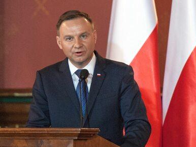 """Andrzej Duda o sukcesie Polski w ONZ. """"Kolejny wielki cel, który udało..."""
