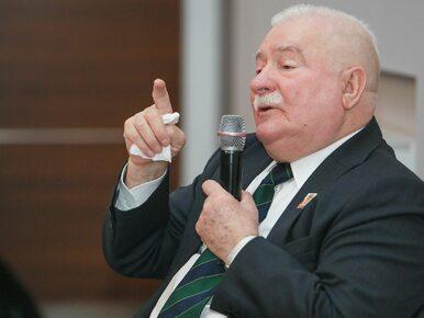 Wałęsa do wiceministra Jakiego: Czekam na publiczne przeproszenie