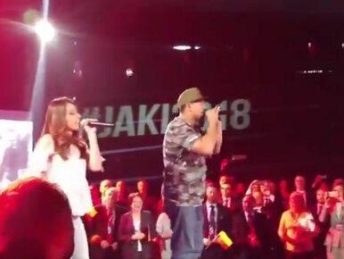 """Jarosław Kaczyński na """"koncercie"""" hip-hopowym. Jak bawił się prezes PiS?"""