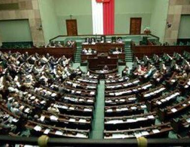 PiS i Lewica za odrzuceniem projektu PO ws. finansowania partii