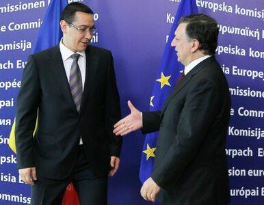 """""""Kryzys na wielką skalę"""". UE mówi Rumunom jak powinni rządzić"""