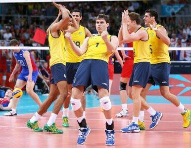 Brazylia: siatkarze przegrali, trener zostaje
