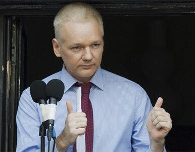 """Jak żyje Julian Assange? """"Do szczęścia wystarczy mu komputer"""""""