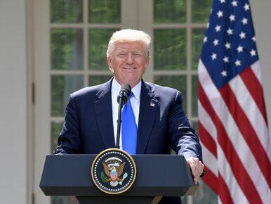 """Trump """"dorobił się"""" pierwszego kontrkandydata w wyborach w 2020 roku"""