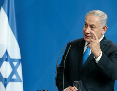 Premier Izraela nie odleciał z Warszawy z powodu awarii w samolocie