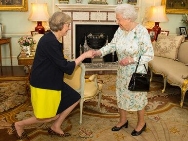 Theresa May oficjalnie szefem brytyjskiego rządu. 13. premier za...